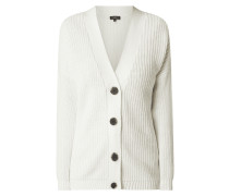 Longcardigan Modell 'Bailey' - 'Better Cotton Initiative'