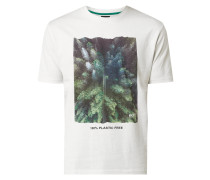 Relaxed Fit T-Shirt mit Foto-Print Modell 'TFree'