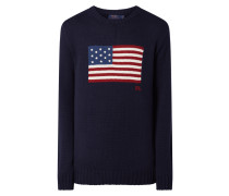 Pullover mit Flagge