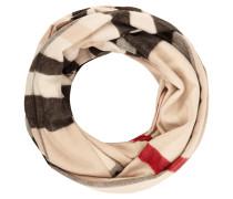 Loop-Schal in Wickel-Optik