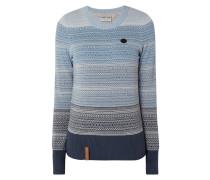 Pullover 'GÜNSTLING ALLER' aus Baumwolle