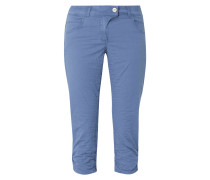 Relaxed Tapered Fit Caprihose