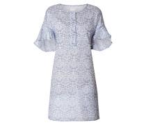 Kleid mit floralem Muster-Mix
