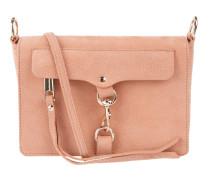 Crossbody Bag aus Veloursleder