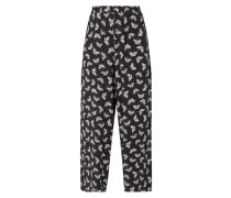Easy Pants mit Schmetterling-Prints