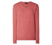 Slim Fit Pullover aus Pima-Baumwolle