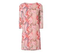Kleid mit floralem Muster Modell 'Elea'
