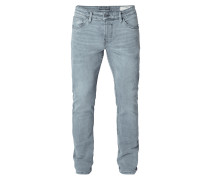 Super Slim Fit Jeans im Washed Out Look