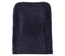 Pullover aus Samtgarn