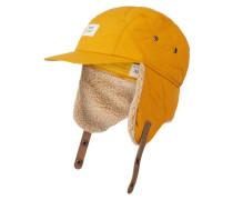 Basecap mit Ohrenschutz und Teddyfutter