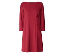 Kleid mit seitlichen Eingrifftaschen