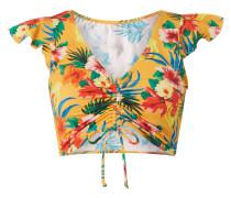 Tankini-Oberteil mit floralem Muster Modell 'Blinko'