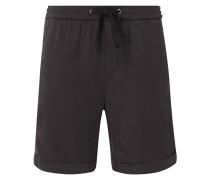 Shorts aus Lyocell