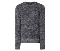 Renewed Pullover aus Grobstrick