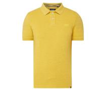 Poloshirt im Vintage Look