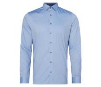Super Slim Fit Business-Hemd mit Streifen