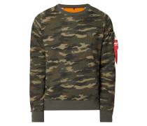 'X-FIT' Sweatshirt mit Ärmeltasche