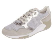 Sneaker 'Phyteam B' aus Veloursleder und Textil