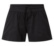 Standard Fit Shorts mit elastischem Bund Modell 'Aphrodite'