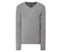 Pullover aus Lammwollmischung