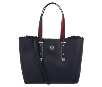 Shopper mit abnehmbarer Reißverschlusstasche
