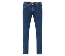 Slim Fit Jeans aus Organic Cotton und Elasthan