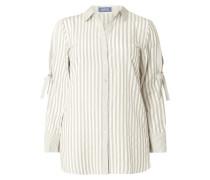 PLUS SIZE - Bluse mit Streifenmuster