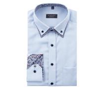 Comfort Fit Business-Hemd aus Natté