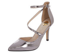 Pumps in Metallicoptik