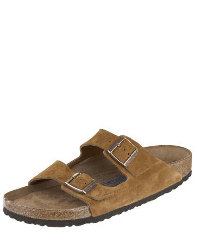 Sandalen 'Arizona' aus Veloursleder