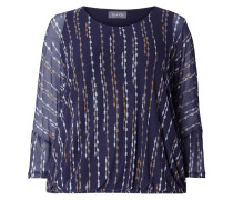 PLUS SIZE - Shirt im Double-Layer-Look