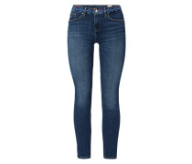 Stone Washed Jegging Fit Jeans