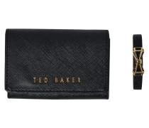 Geldbörse und Armband im Set