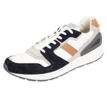 Sneaker 'Train 100' aus Veloursleder und Textil