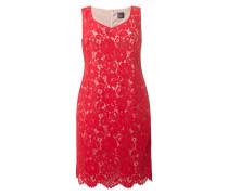 PLUS SIZE - Kleid mit V-Ausschnitt