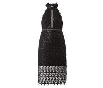 Kleid aus Häkelspitze Modell 'Sequin'