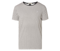 T-Shirt mit Stretch-Anteil