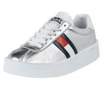 Sneaker 'Lucie 1Z' in Metallicoptik