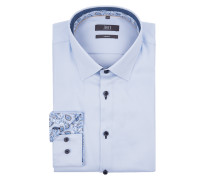Modern Fit Business-Hemd mit extralangem Arm