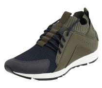 Sock Sneaker mit Kontrastbesatz Modell 'Hybrid'