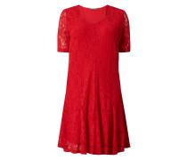 PLUS SIZE - Kleid aus Spitze