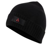 Mütze mit Logo-Applikation