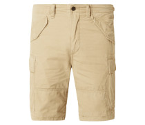 Moon Washed Classic Fit Cargobermudas
