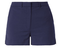 Shorts mit Zierstreifen