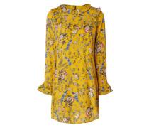Kleid mit orientalischem Muster