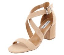 Sandalette aus Veloursleder Modell 'Mood'