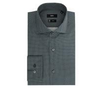 Slim Fit Business-Hemd mit Stretch-Anteil Modell 'Jason'