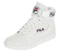 High Top Sneaker 'FX 100' mit Leder