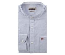 Regular Fit Leinenhemd Modell 'Griante'