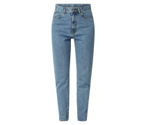 Mom Fit Jeans aus Organic Cotton